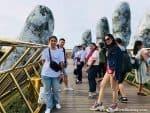 สะพานมือ-เวียดนาม